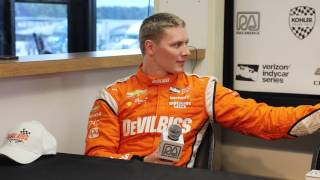 KOHLER Grand Prix news conference: Josef Newgarden