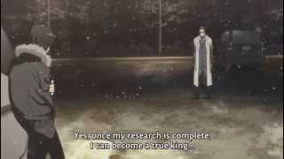 Sword Art Online - Kirito vs Sugou knife fight (HD)