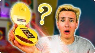 The $12 Hamburger Phone!? Buying $252 Worth of Weird Tech…