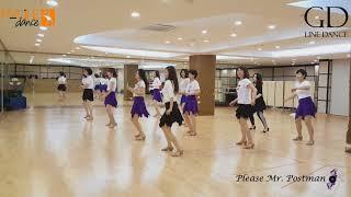 Please Mr  Postman - (GD-Nuline Dance Korea)