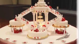 Beautiful Wedding Cakes | Real Wedding Cakes Photos | Red Tulip Photography