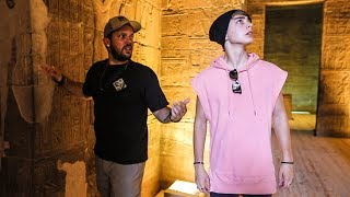 WE LOST SAM IN EGYPT!