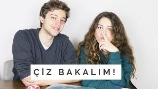 Murathan ile  ÇİZ BAKALIM CHALLENGE !
