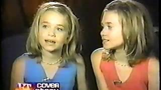 1998 Mary Kate and Ashley Olsen ET