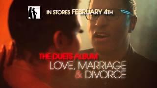 Toni Braxton & Babyface's 'Love, Marriage, & Divorce' Duet Album Available Feb 4th, 2014