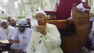 Hazrat Adam A.S ki qabar kahan hai. Sheikh Makki Sahab