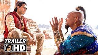 NEW MOVIE HOLLYWOOD | Aladdin Trailer 2 | Mena Massoud | Nasim PEDRAD | Marwan Kenzari |