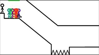 Stick Death Maze 6 - Crossroads