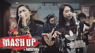 Sandra & Hunny Madu - Hey Kau + Hello #FlyHotMashup