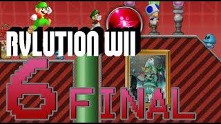 RVlution Wii - 100% Co-op Walkthrough Final Part 6