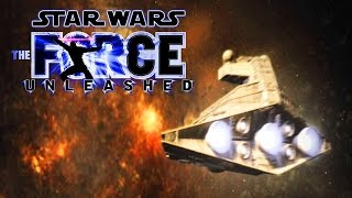 Star Wars The Force Unleashed Part 9: Imperial Raxus Prime