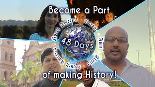 Become a part of making History! 48 Days 5 Continents Film Project