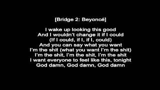Beyoncé ft  Nicki Minaj Flawless lyrics