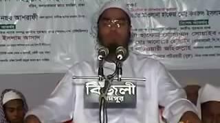 হৃদয় জুরানো ওয়াজ,মাওলানা হাফিজুর রহমান সিদ্দিকী