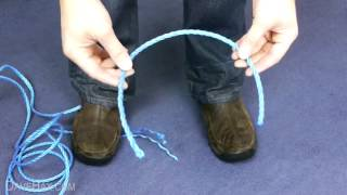 How to Cut Rope in an Emergency.