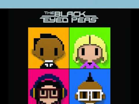 The Black Eyed Peas Just Can t Get Enough