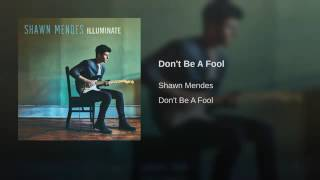 Shawn Mendes  Dont Be A Fool Audio