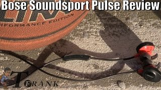 Bose Soundsport Pulse Wireless Headphone Review by T. Fr@nk