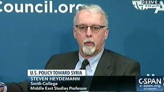 Pentagon Mouthpiece Explains United States Policy Towards Syria