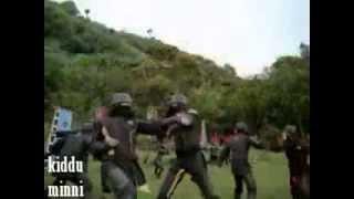 Power Rangers Ninja Storm intro in Telugu