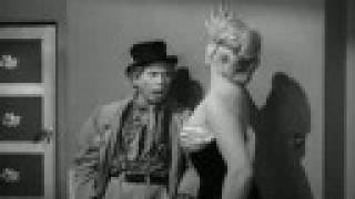 Love Happy - Marx Brothers (clip of Harpo getting the whammy)