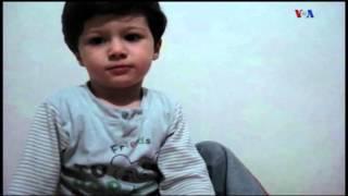 Cute Persian Baby بچه نابغه و بامزه ایرانی