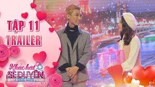 Khúc hát se duyên  trailer tập 11: Alan Thanh Điền mang thỏ lên sân khấu tỏ tình Ngọc Nguyên