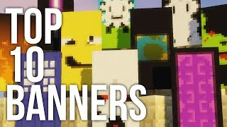 The Top 10 Best Minecraft Banners and How to Craft Them