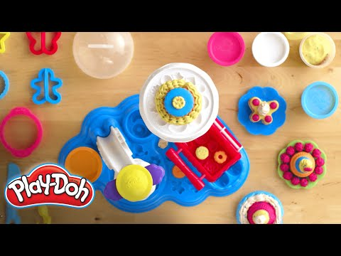 Play Doh | 'Cake Party Playset' Official Unboxing