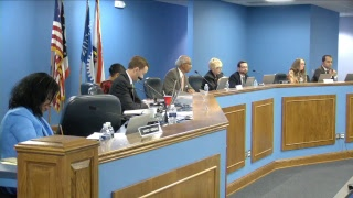 Dayton Board of Education Business Meeting 9/19/2017 Part 01