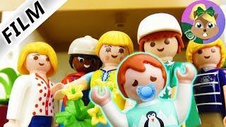 عائلة الطيور-أيما تريد ان تفضل طفلة الى الابد | سلسلة للأطفال فيلم بلايموبيلم