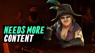Sea Of Thieves Needs More Content