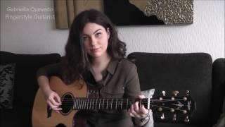 (Hoobastank) The Reason - Gabriella Quevedo
