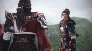 Dynasty Warriors 7 Wu kingdom ending