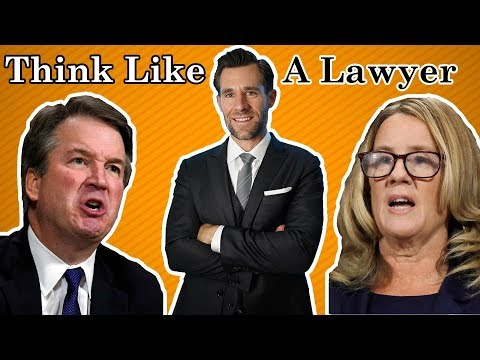 Real Law Review Kavanaugh v. Ford Hearing