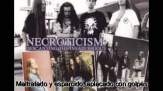 Carcass - Corporal jigsore quandary (Subtitulado en español)