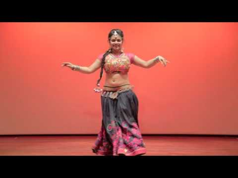 Anusha Hegde - Sublime (Belly Dance Fusion)
