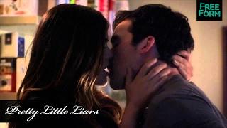 Pretty Little Liars | Season 5, Episode 5 Clip: Ezria & Emison Love Scenes | Freeform