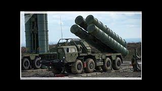 Turkey Should Nix Russian S-400 Missiles