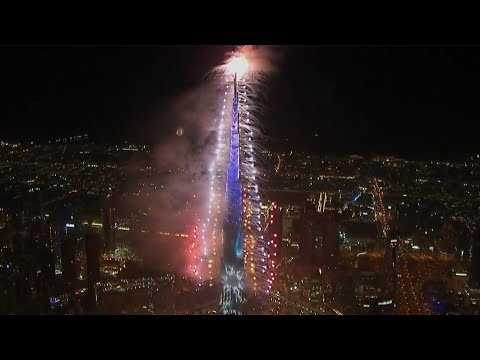 Xxx Mp4 Watch Dubai New Year 2019 Fireworks In Full 3gp Sex