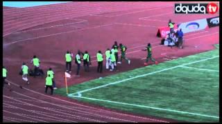 Tambwe afunga goli la kishujaa SIMBA 0 vs 2 YANGA tar: 26/09/2015