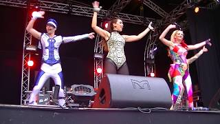 Vengaboys - We're going to Ibiza (Live @ Return to the 90's, Amsterdam)