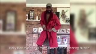 Wololo vs Gobisiqolo vs Van Damme Celebrity dance battle