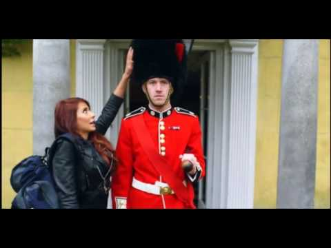 Madison Ivy in LONDON Hot SCENE Twerking to the Guard