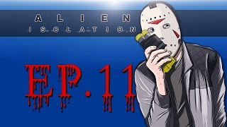 Delirious Plays Alien: Isolation Ep. 11 (Trapping the Alien!) & Bad Androids!