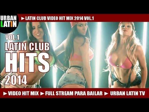 LATIN CLUB VIDEO HIT MIX 2015 VOL.1 ► HITS MERENGUE REGGAETON SALSA BACHATA URBAN LATIN