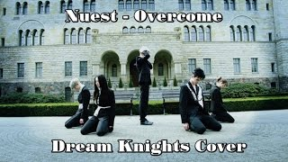 Nu'est - '뉴이스트 - 여왕의 기사' Overcome (Dream Knights Cover)