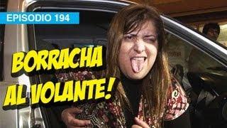 Borracha al Volante! (Asadito)  l whatdafaqshow.com