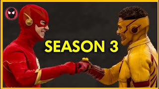 The Flash Season 3 Episode 1 Opening Scene (Fan Made)