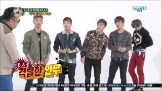 [HD] [Eng Sub] 130306 Weekly Idol--B.A.P. Part (1/2)